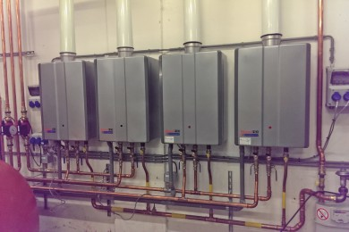 Rinnai-cascade-B3heating-Zorgcentrum