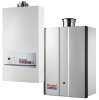 Rinnai Doorstroomverwarmer